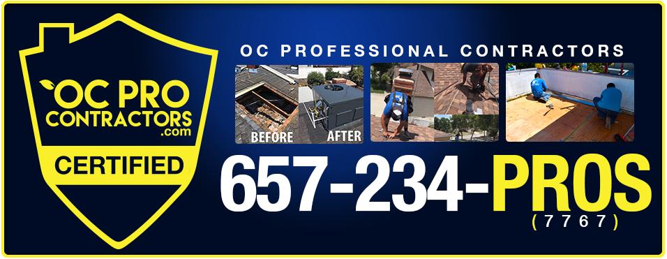 Oc Pro Contractors 1 714 623 6132 Rated